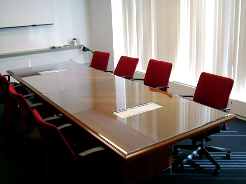 Glass Tops For Conference Tables From American Glass Top - Custom glass conference table